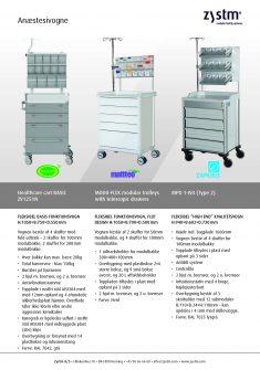 Anæstesi- og isolationsvogne