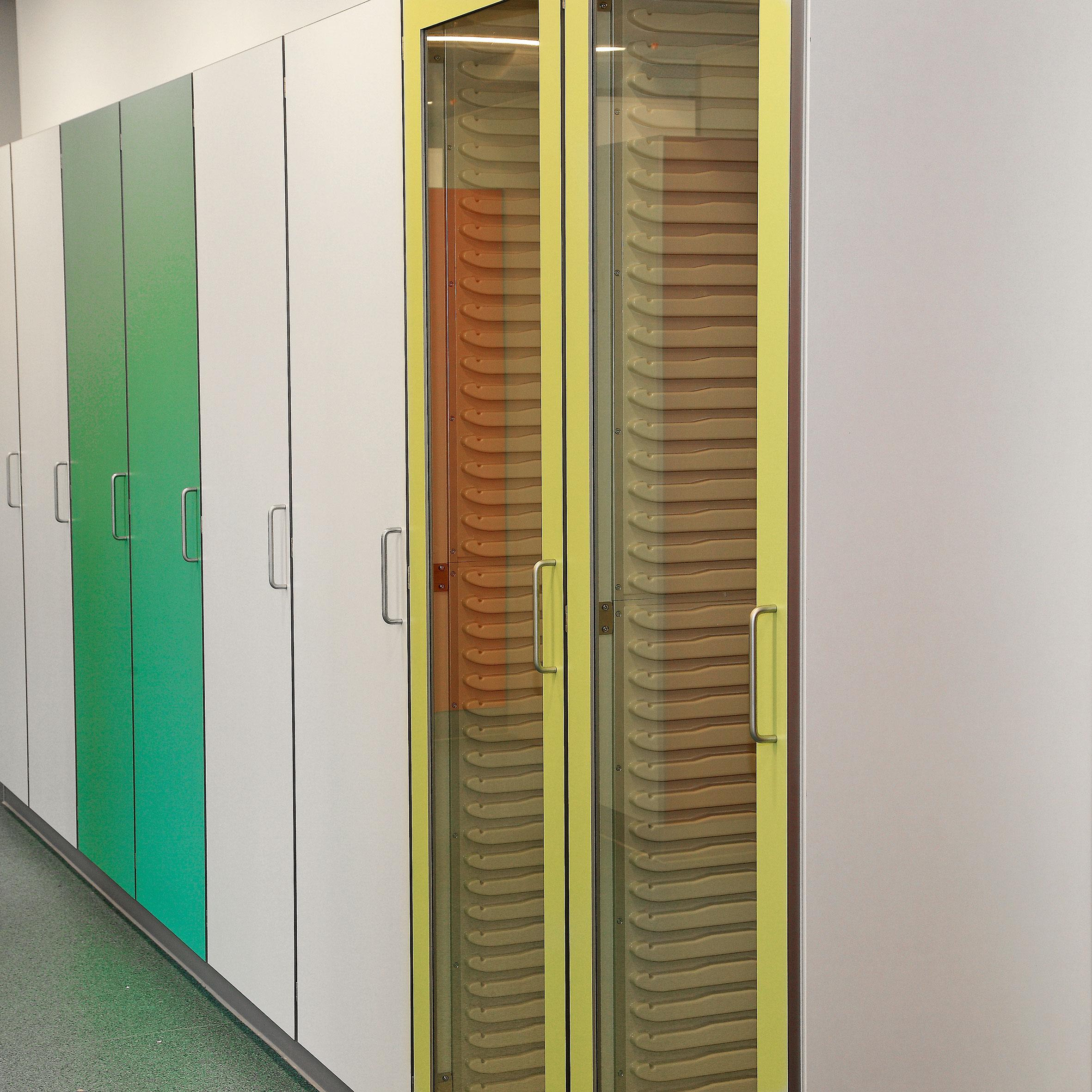 indretning af laboratorier